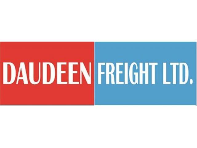 Daudeen Freight Logo