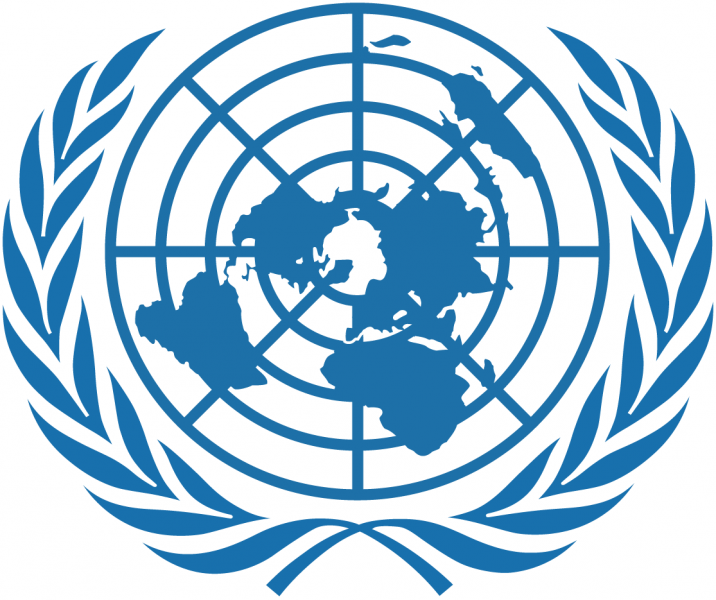 United Nations -UN-Logo